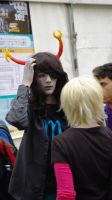 Cosplayers in Lucca 2012 01 by st2wok