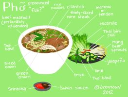 Pho by liminowl
