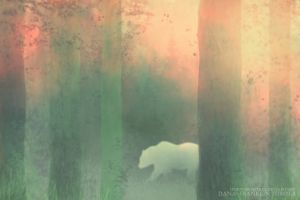 Ghost Bear by UnknownStain