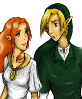 Malon, take my hand. by PrincessMalon