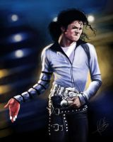 Michael Jackson - Comission by efcee