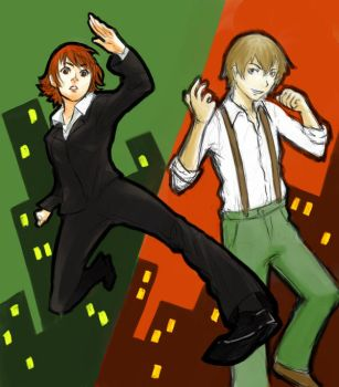 Baccano - Streets of Chicago by bluestraggler