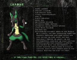 Larone ID by MikeGTS