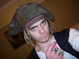 pirate cosplay by jobiwan