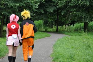 NaruSaku love by TeamSharingan