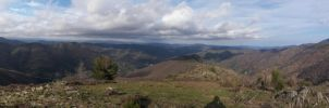 My beloved Cevennes by vttiste