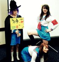 SOS Brigade Haruhi is GOD by Siyome