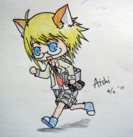 chibi asianbreaths coloured by icy-ciel