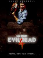 Evil Dead 4 by NamesAshHousewares
