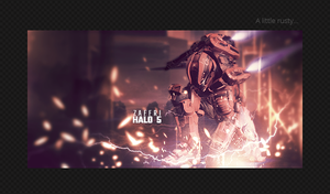 Halo 5 Guardians Tag by Kinetic9074