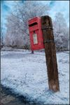Pillar box red by monkeyheadmushroom