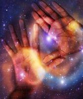 Universe in our Hands by Manggiie0812