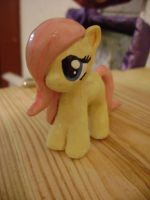 Filly Fluttershy by FuriManiac