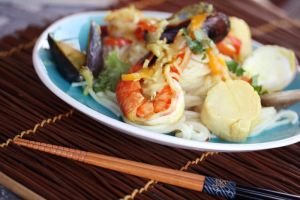 Thai Seafood Noodles (7) by laurenjacob