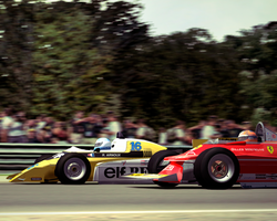 A small piece of F1 History2 by Dorfmeist3r