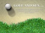 Golf and Sex by JRigh