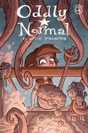 Oddly Normal Issue4 Cover by OtisFrampton