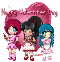 Happy Valentines Day V1 by mea0113