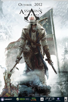 Assassin's Creed 3 Poster Mock-up by Dicewarfare