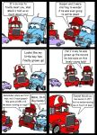 Meet the Truckers, part one by Nevuela