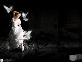 Peace Dancing by Idesignbymyemotion