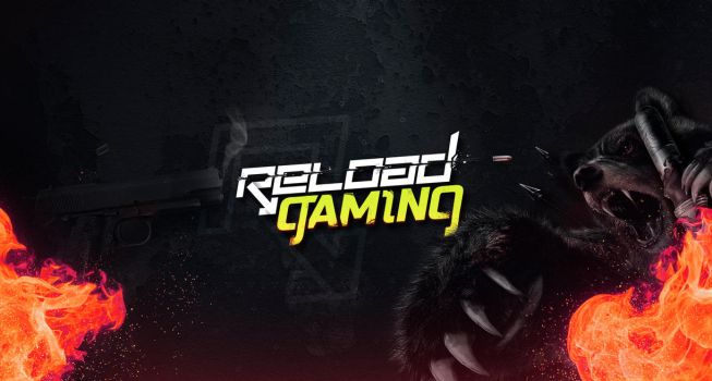 Reload Gaming - Logo + Artwork/Concept by xCranK