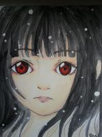 Jigoku Shoujo Another FanArt by LacriChan