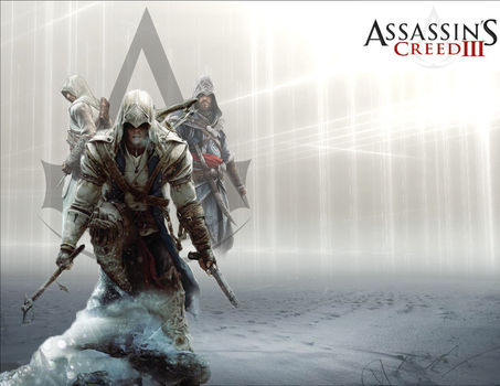 Assassin's Creed Wallpaper by FeronicDesigns