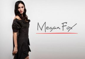 Megan Fox by ArtSlash13