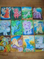 The Chinese Zodiac by mmishee