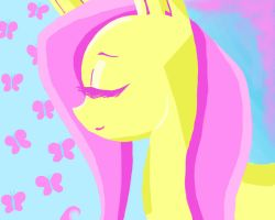 Fluttershy by Stubbornstallion