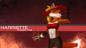AT: Harriette by JECBrush