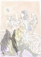 a Place For Angel And Demon by Nekori-Yukito