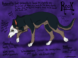Rook Reference -MafiaDogs by galianogangster