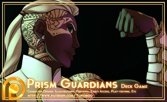PrismGuardians (updated w latest Patreon Post) by Yokoboo