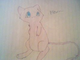 Mew by midna83098