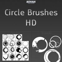 Circle Brushes Part2 HD by theKovah