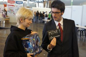 Japan Expo and Doctor Who, 15 by tayagribouille