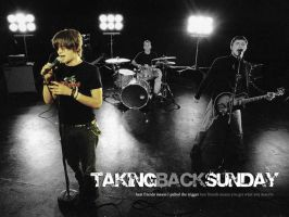 Taking Back Sunday by xnickcorex