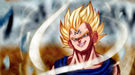 Majin Vegeta: Updated by Dezby
