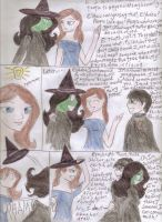 Funny Days--Elphaba finds a Friend by RomanceFreak