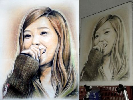 tribute taeyeon's b'dae 2013 by anosa228