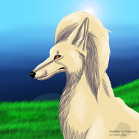 Ninetales by Narncolie