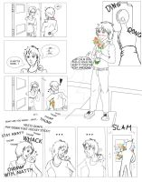 Prucan not a doodle?? The date?? part1 by Madame-Neko