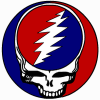 Grateful Dead by TrippySheep