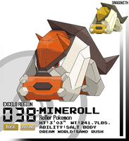 038-Mineroll by Dragonith