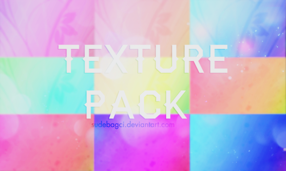 TEXTURE PACK #6 by SudeBagci
