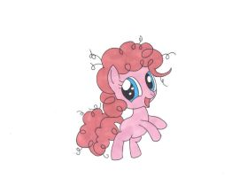 Filly pinkie coloured by Ryuji1993