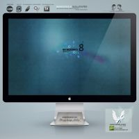 .WINDOWS 8 CONCEPT. Wallpaper by enemia