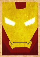Iron Man Poster by Procastinating